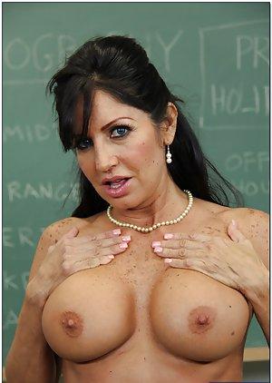 Teacher Boobs Porn Pics