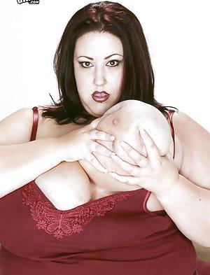 SSBBW Boobs Porn Pics