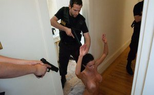 Busty Police Porn Pics