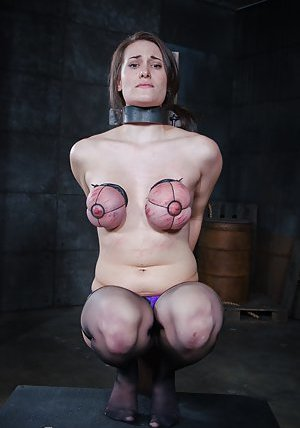 Bondaged Boobs Porn Pics