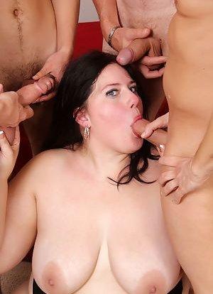 Blowbang Porn Pics