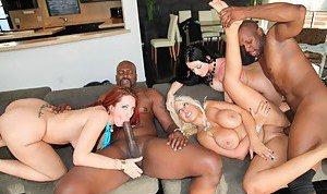 Boobs Orgy Porn Pics