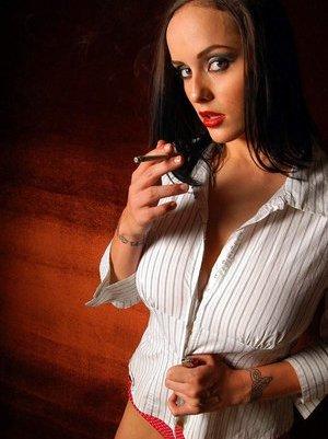 Smoking Fetish Porn Pics