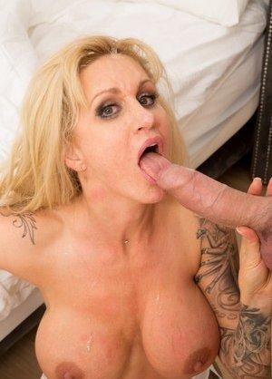 Cum in Mouth Porn Pics